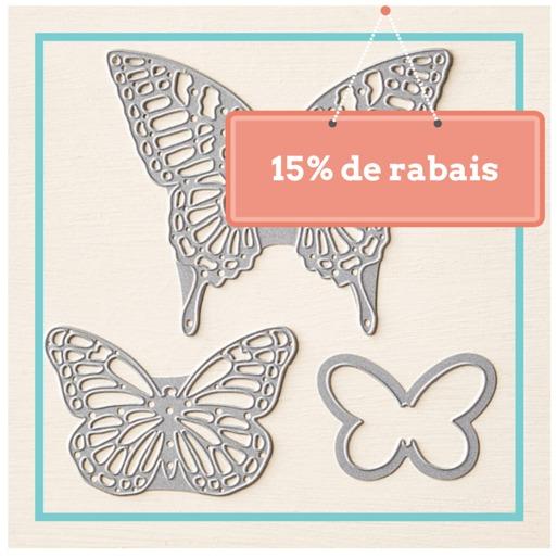 15 de rabais